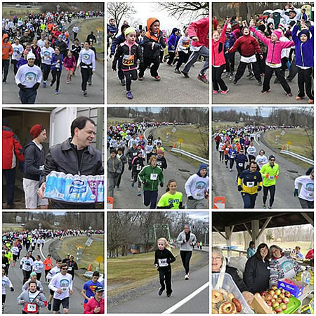 Photos from the Annual Good Samaritan Run